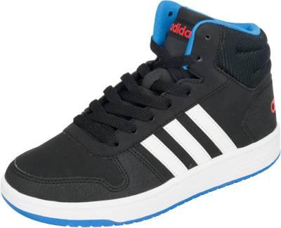 0 Adidas Für Jungen K High Sport Mid 2 InspiredSneakers Hoops fbgy76