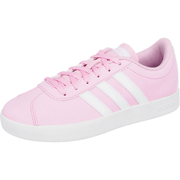 f5f2d3b7d73 adidas Sport Inspired, Sneakers VL COURT 2.0 K für Mädchen, rosa ...