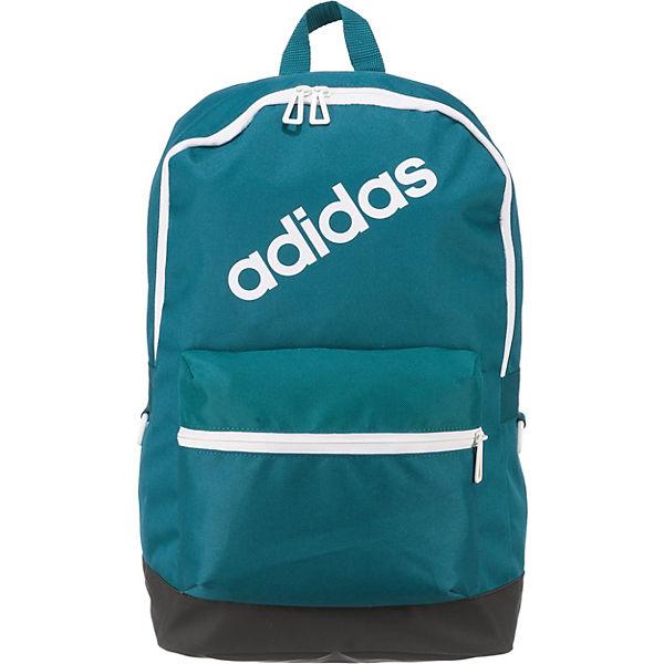 adidas Sport Inspired Kinder Rucksack DAILY petrol