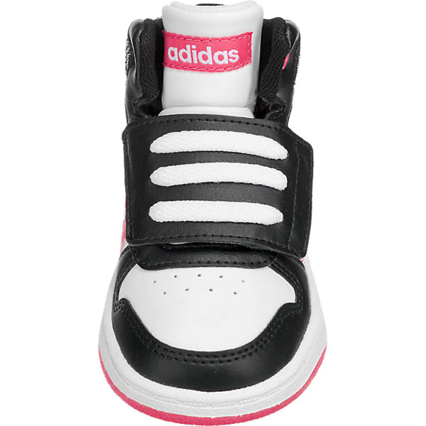 adidas Sport Inspired Baby Sneakers High HOOPS MID 2.0 I weiß