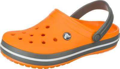 Crocs CROCS Crocband Clogs, orange, orange