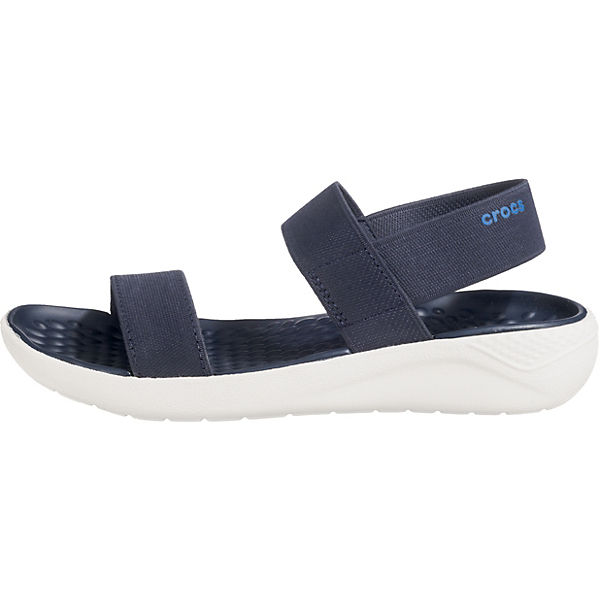 Crocs, LiteRide Sandale Sandale Sandale W Komfort-Sandalen, blau  Gute Qualität beliebte Schuhe 450354