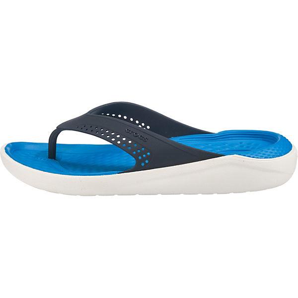 LiteRide crocs kombi Flip blau Zehentrenner 1dUdFv