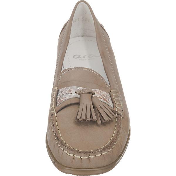 Ara, New New New Jersey Mokassins, beige  Gute Qualität beliebte Schuhe 166440
