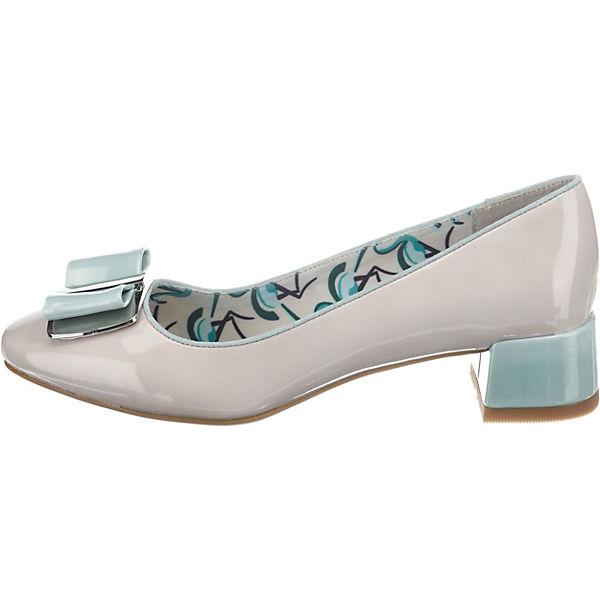 Ruby Shoo, June Klassische beliebte Pumps, grau-kombi  Gute Qualität beliebte Klassische Schuhe dcc188