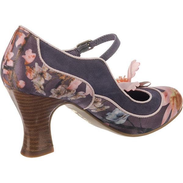 Ruby Shoo, Madelaine Qualität Spangenpumps, rosa/anthrazit  Gute Qualität Madelaine beliebte Schuhe 7619dc