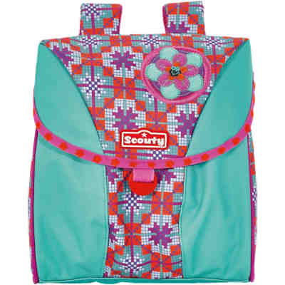 SCOUTY 20230045100 SCOUTY  Lucky Kinderrucksack Hippie (Kollektion 2018)