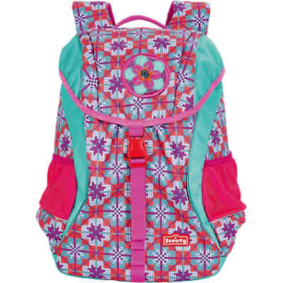 SCOUTY 21100045100 SCOUTY  Woody Kinderrucksack Hippie (Kollektion 2018)