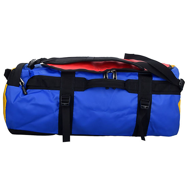 THE NORTH FACE Reisetasche Base Camp Duffel M I blau/rot