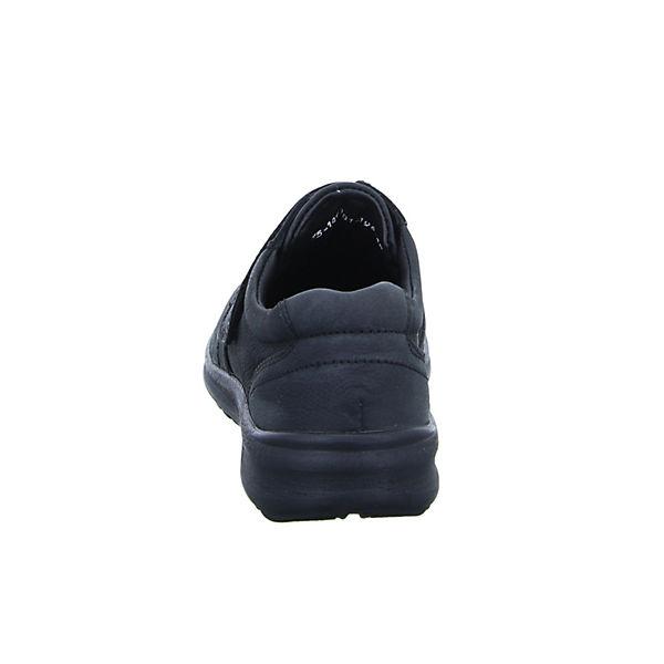 Scarbello, Scarbello Halbschuhe, schwarz   schwarz  db8000