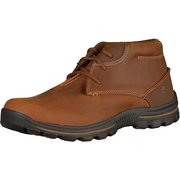 Freizeit SKECHERS Freizeit Schuhe dunkelbraun Schuhe dunkelbraun SKECHERS Freizeit SKECHERS 1C71rx
