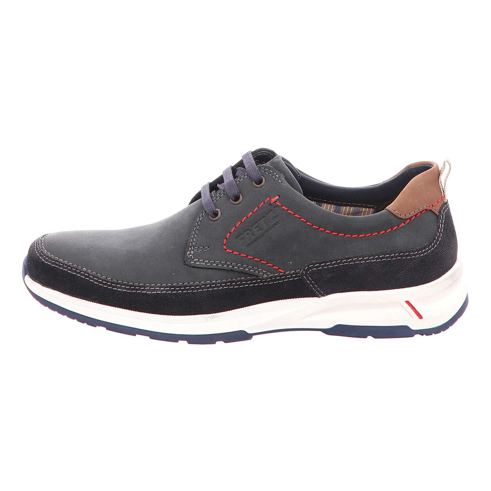 FRETZ men Cordless Freizeit Schuhe blau Herren Gr. 43 ed1ea5b750