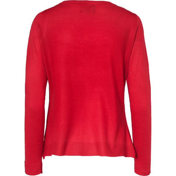 Pullover ONLY rot rot ONLY ONLY Pullover Pullover awvqR1g