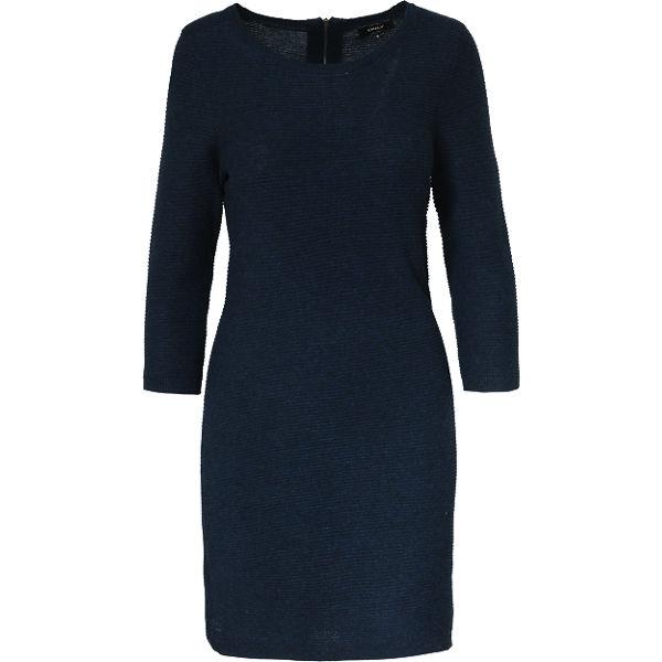 dunkelblau Kleid ONLY ONLY Kleid qwI46f8WT
