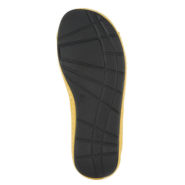 Sandalen Komfort Naturläufer Sandalen Naturläufer gelb Sandalen gelb Komfort Komfort gelb Naturläufer 1XwZqzAwT