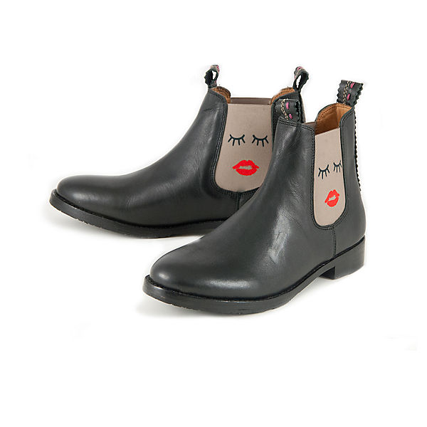 CRICKIT, Chelsea  Boot JULIA, schwarz   Chelsea b35c10