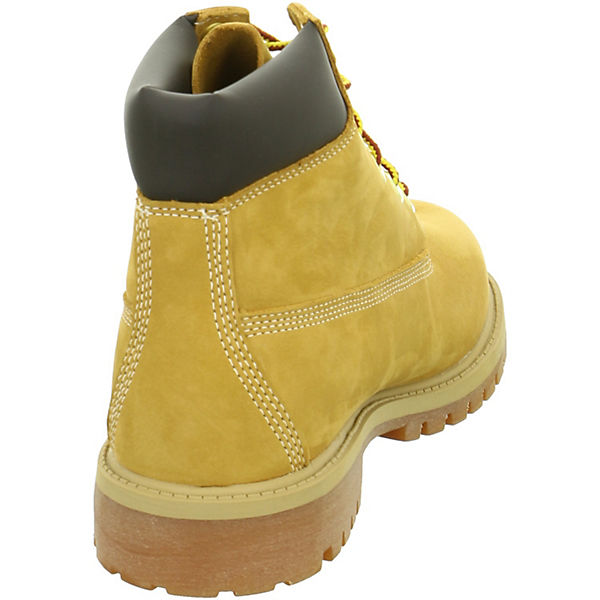 Timberland Stiefeletten gelb