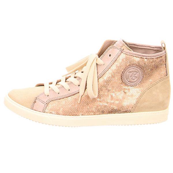 Paul Green, Sneakers High, silber  Gute Qualität beliebte Schuhe