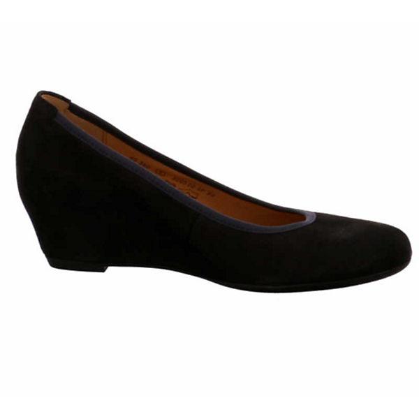 Gabor, Plateau-Pumps, blau  Gute Schuhe Qualität beliebte Schuhe Gute 3b6257