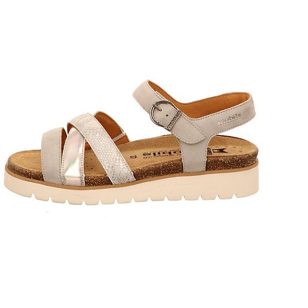 MEPHISTO, Klassische Sandaletten, rosa  Gute Qualität beliebte Schuhe