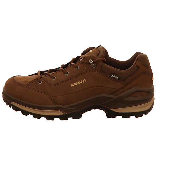LOWA, Schnürschuhe, braun  Gute Qualität beliebte Schuhe