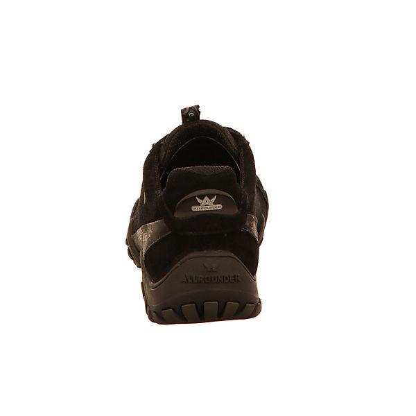 MEPHISTO Schnürschuhe schwarz MEPHISTO Schnürschuhe BY ALLROUNDER ALLROUNDER MEPHISTO ALLROUNDER schwarz BY Schnürschuhe BY schwarz wt41II