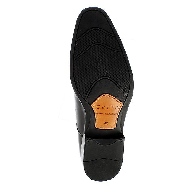 Evita  Shoes, Business-Schnürschuhe STEFANO, schwarz  Evita  db2021
