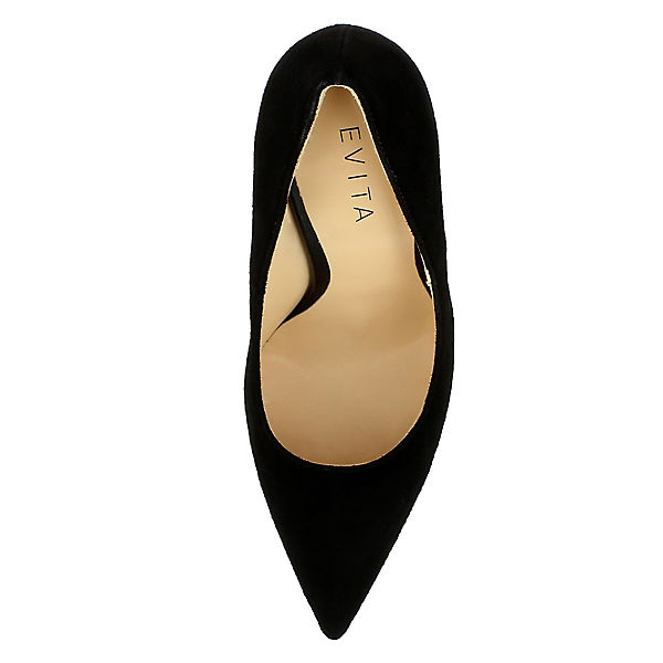 Evita Shoes, Klassische Pumps DESIDERIA, schwarz Schuhe  Gute Qualität beliebte Schuhe schwarz feea83