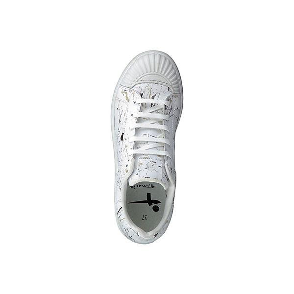 weiß Sneaker Low Tamaris Tamaris Sneaker zEXIq
