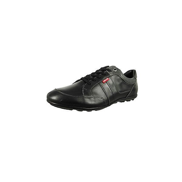 Levi's® Sneakers schwarz