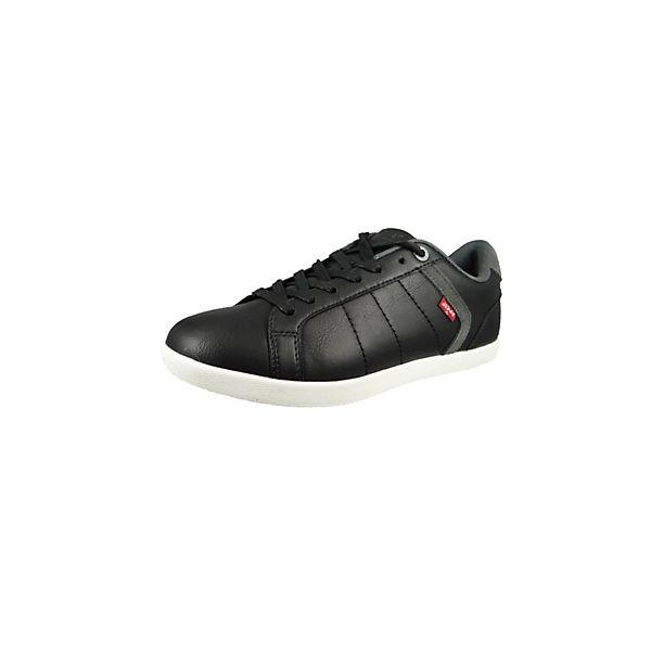 Levi's® Sneakers Low schwarz