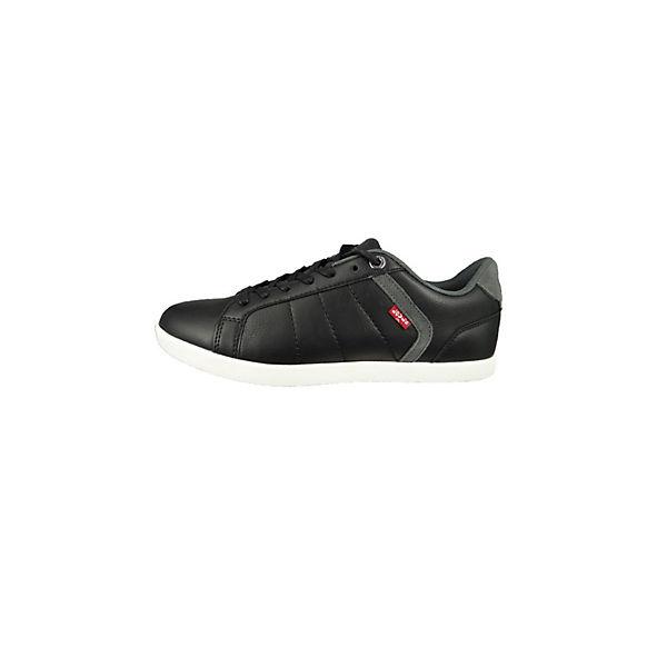 Levi's®, Sneakers Sneakers Levi's®, Low, schwarz   19cabd