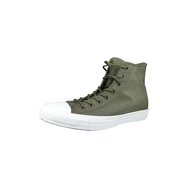 CONVERSE Sneakers High Chucks grün