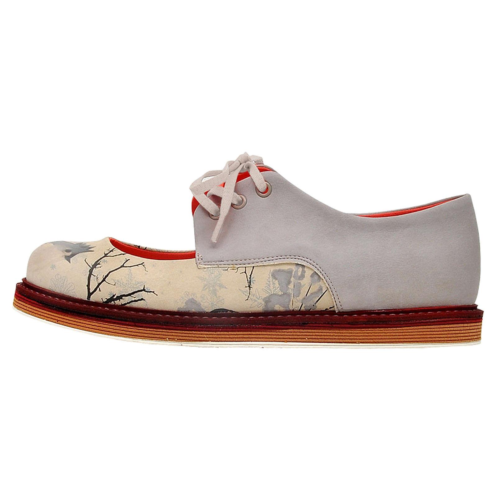 Dogo Shoes Schnürschuhe I am a bird mehrfarbig Damen Gr. 41