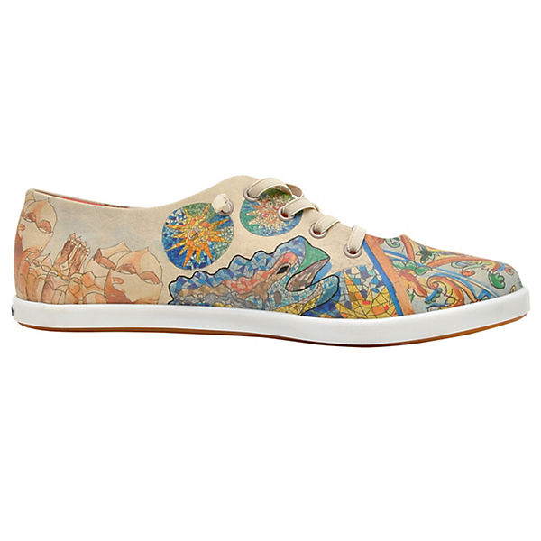 Low Shoes blues barcelona Dogo mehrfarbig Sneakers EpwqxWU