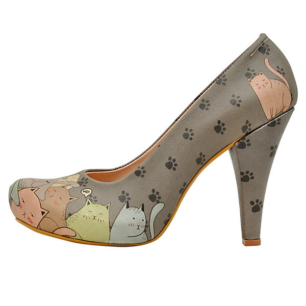 Klassische Pumps I am a Cat Person
