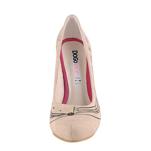 Dogo Shoes, Klassische Pumps end dance me to the end Pumps of love, mehrfarbig  Gute Qualität beliebte Schuhe 7f19cc
