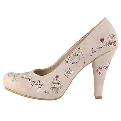 DOGO High-Heels Just Married Klassische Pumps