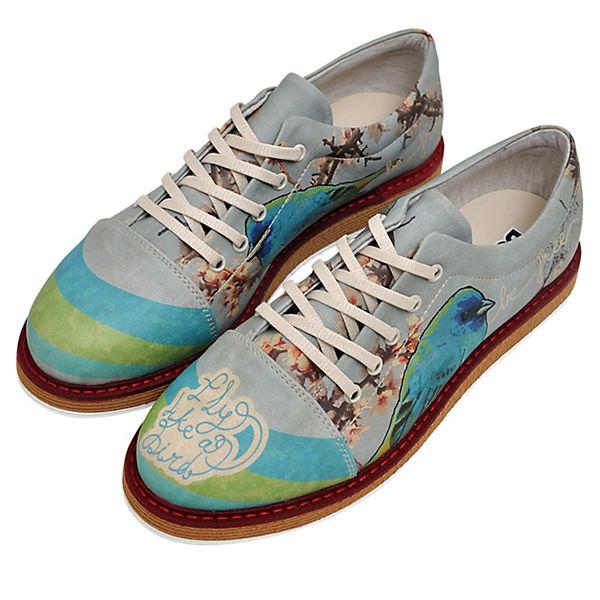 Dogo Shoes Schnürschuhe Broke's Be Free mehrfarbig  Gute Qualität beliebte Schuhe