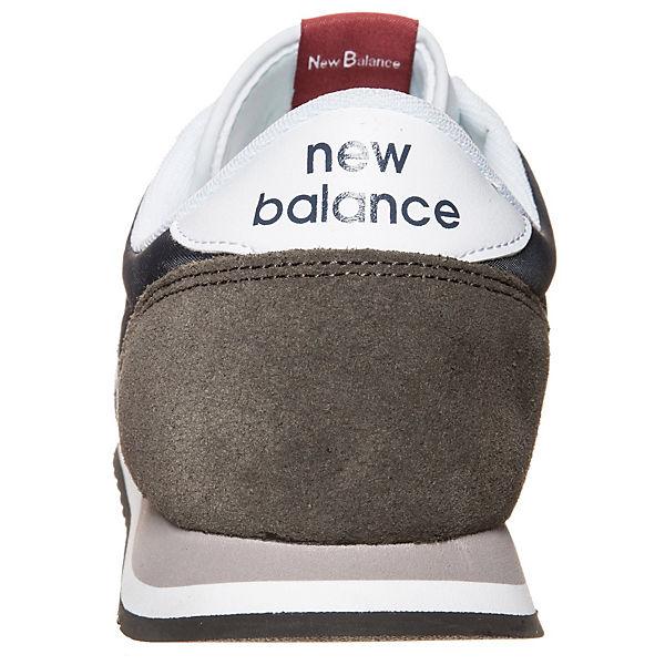 new balance, New dunkelblau Balance Sneakers Low U420-CNW-D, dunkelblau New   970e22