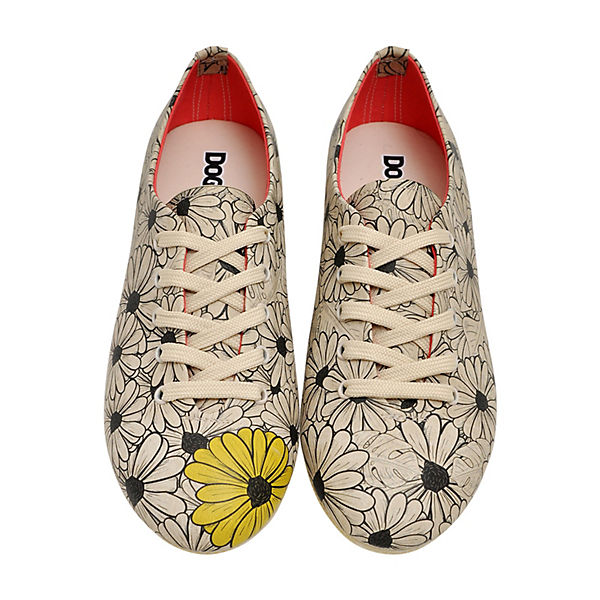 Schnürschuhe Flowers Dogo Shoes Dogo mehrfarbig Shoes wx7ROqT