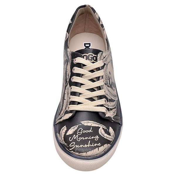 Dogo Shoes, Sneakers mehrfarbig Low good morning sunshine, mehrfarbig Sneakers  Gute Qualität beliebte Schuhe 02c404