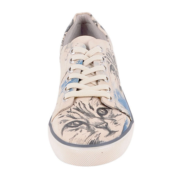 Dogo Shoes Sneakers Low Deepness mehrfarbig