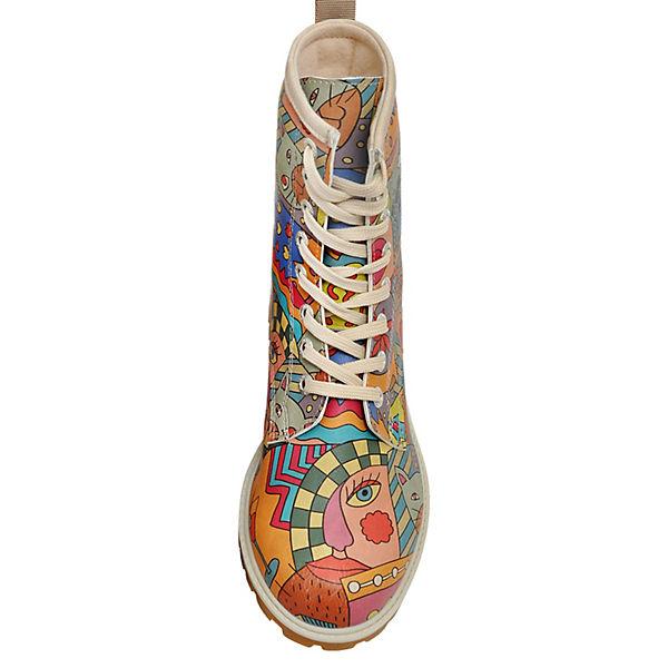Dogo Shoes, Klassische Stiefel Artsy, mehrfarbig Schuhe  Gute Qualität beliebte Schuhe mehrfarbig 3b39c4