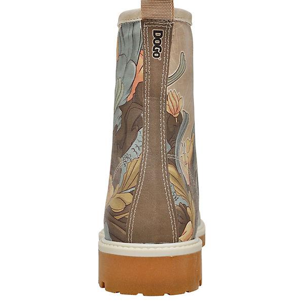 Dogo Shoes, Klassische Stiefel Flowers in Autumn, mehrfarbig mehrfarbig mehrfarbig  Gute Qualität beliebte Schuhe d2ebc8