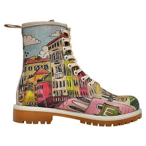 Dogo Stiefel Tunnels Klassische mehrfarbig Shoes 1f1qzwn8O