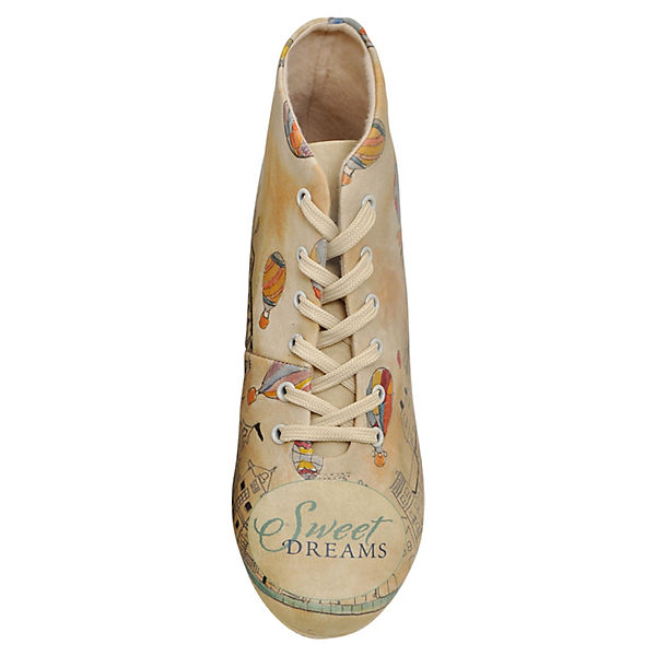 Dogo Shoes, Sneakers  High Houses, mehrfarbig   Sneakers 2545bf