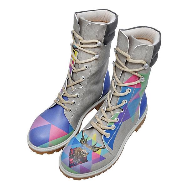 Dogo Shoes Klassische Stiefel Deers Are Cool beliebte mehrfarbig  Gute Qualität beliebte Cool Schuhe 463395