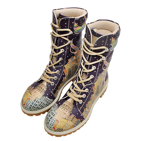 Stiefel Shoes mehrfarbig Dogo Klassische Galata wUqSxYng