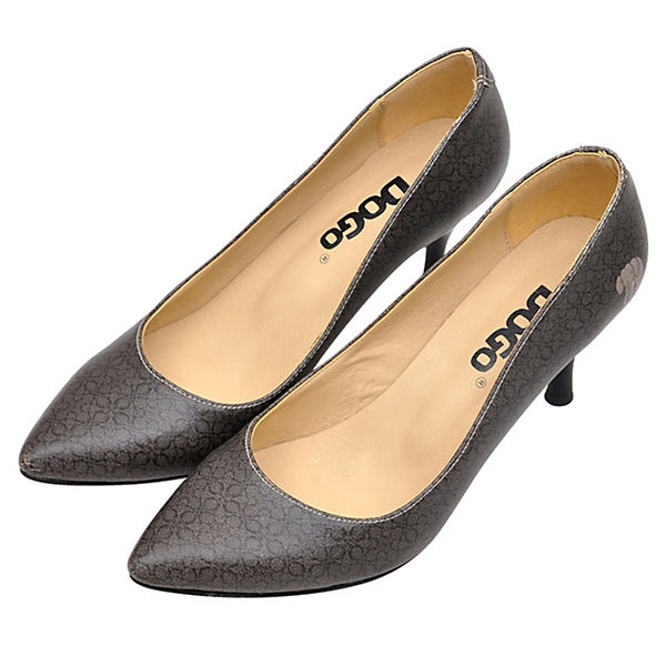 Dogo Schuhes, Klassische Pumps Tiny Elephant, mehrfarbig  Gute Qualität beliebte Schuhe
